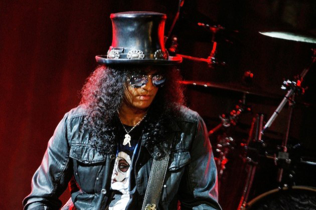 Slash presente in BandFuse Rock Legends