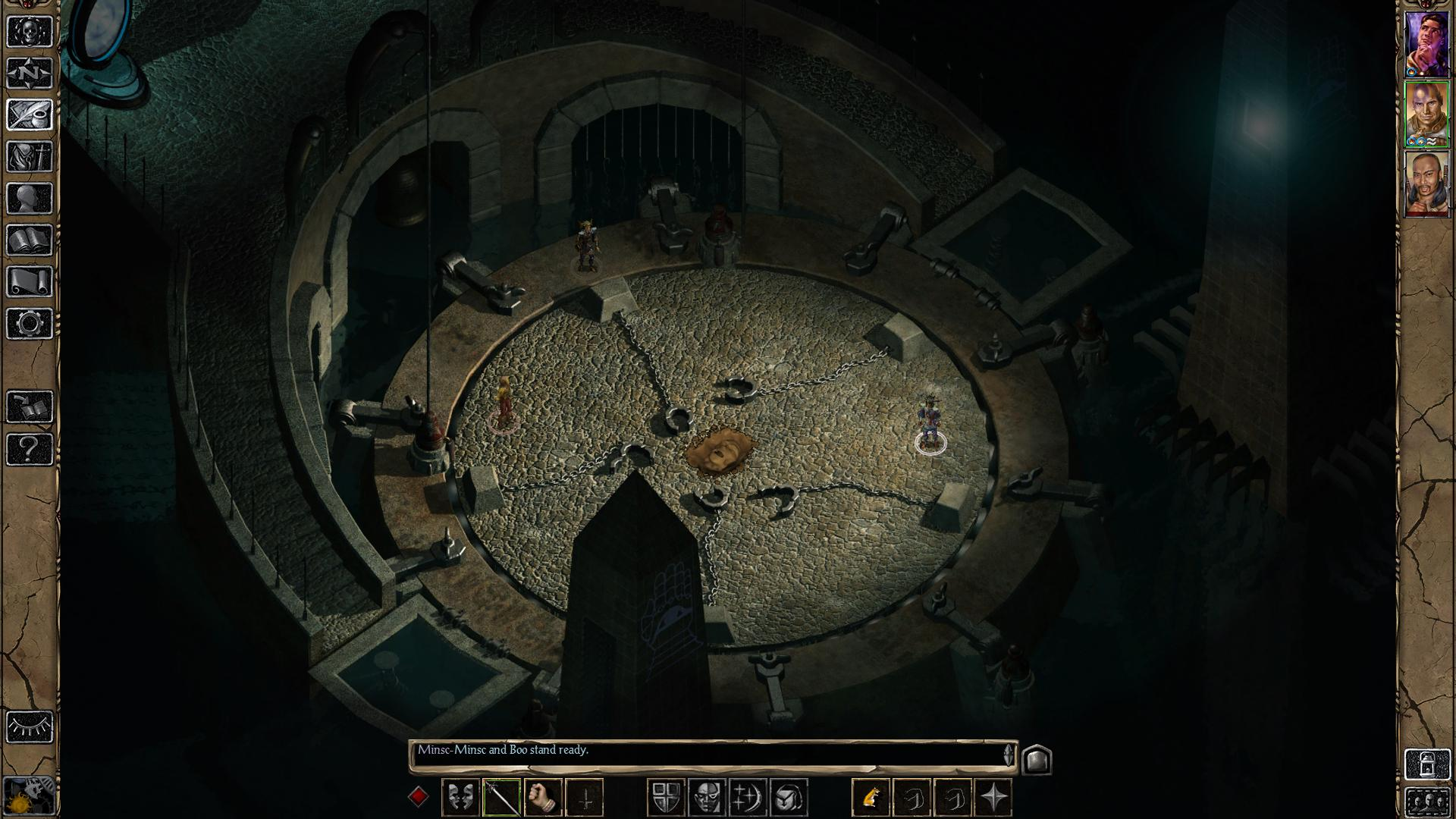 baldur's gate enhanced edidion 2 in game