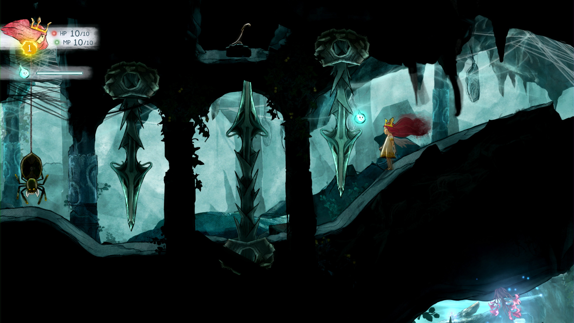 child of light in game 10092013e