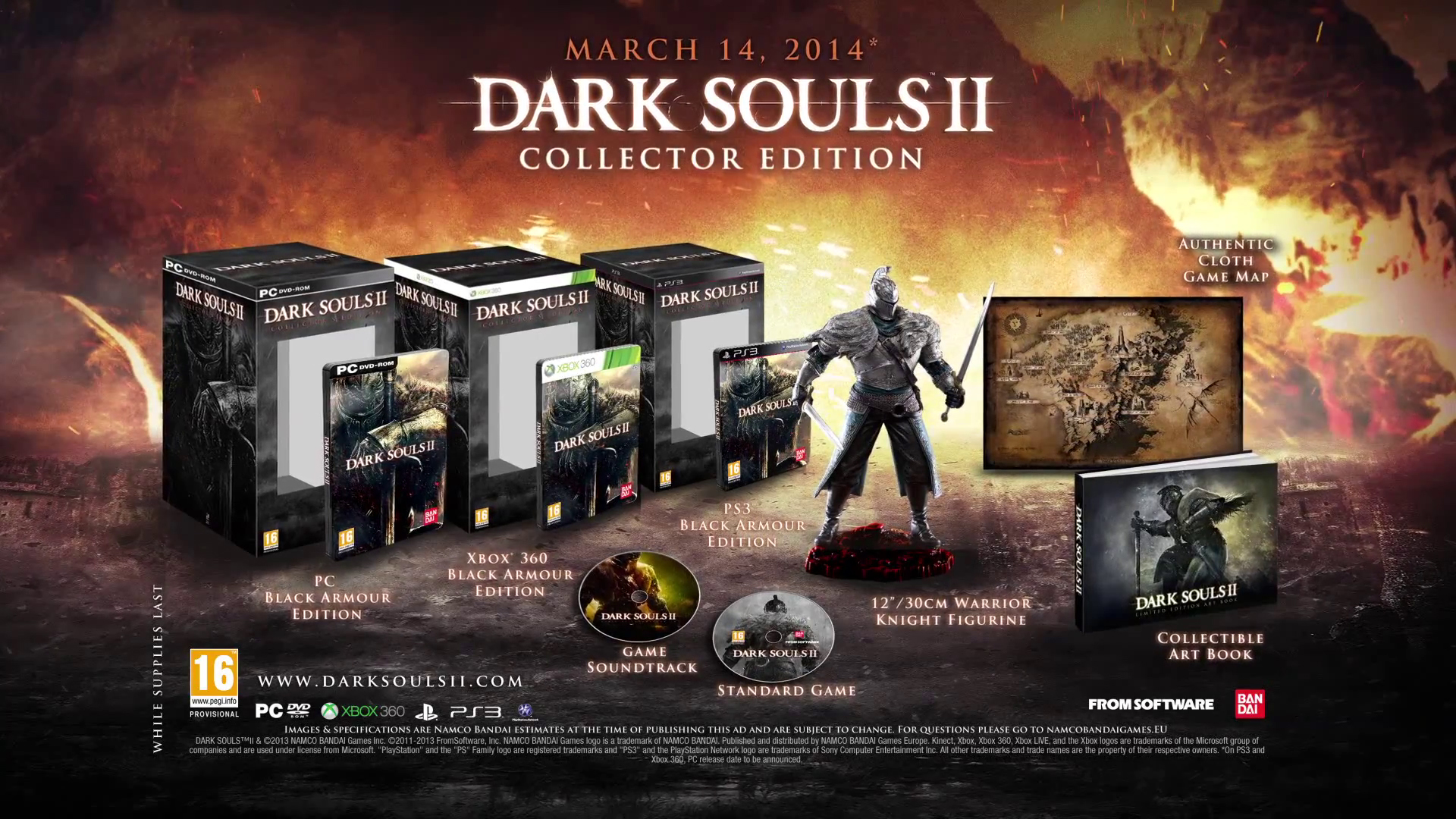 dark souls s2-collectors-edition