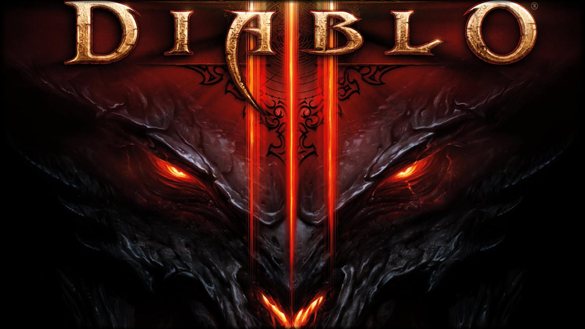diablo III header D