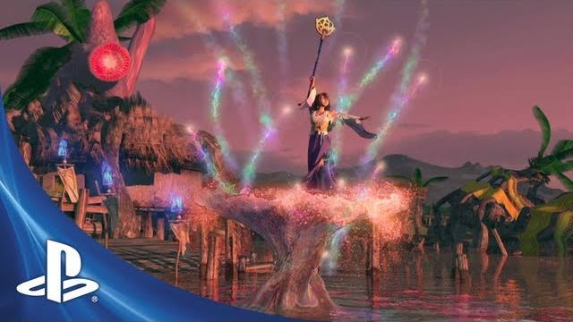 final fantasy X I X2 remastered tgs 2013 trailer