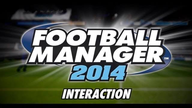 football manager 2014 interazioni