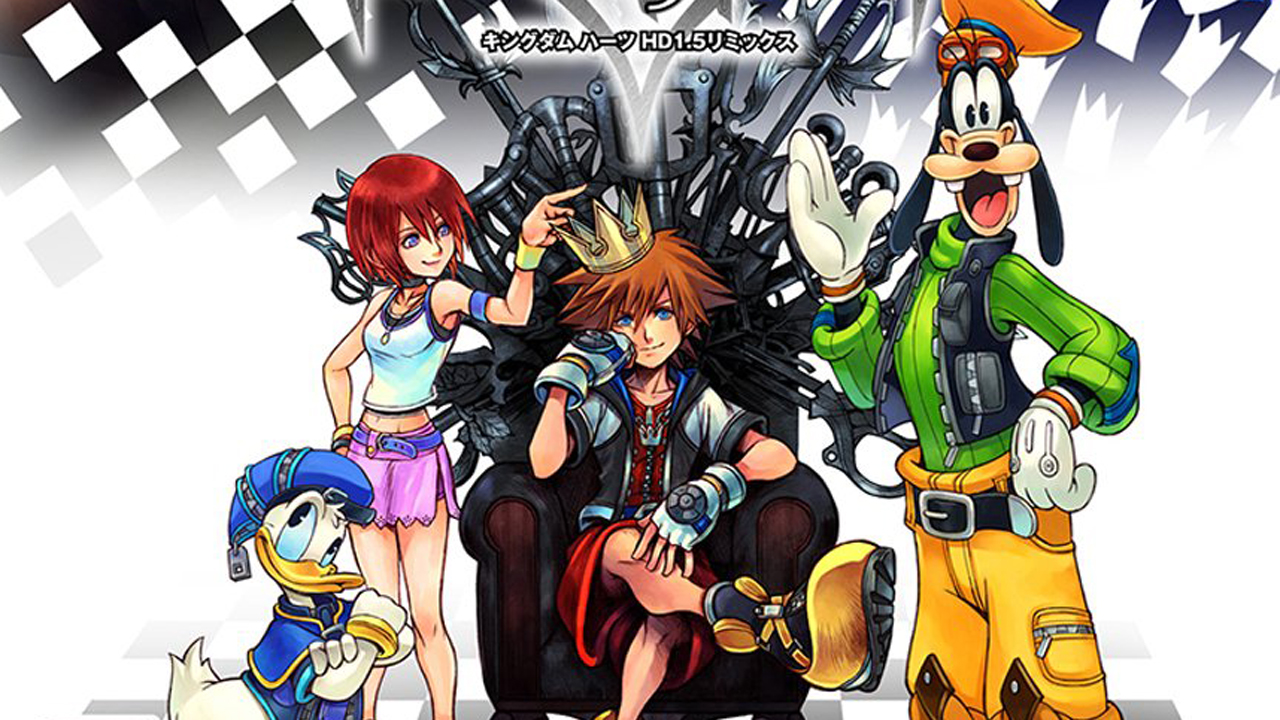 kingdom hearts 1.5 hd 09092013