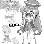 mighty no 9 concept robot 30092013b
