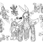 mighty no 9 concept robot 30092013c