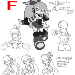 mighty no 9 concept robot 30092013f