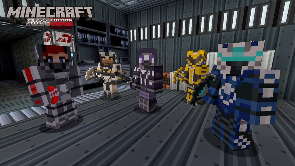minecraft mass effect 02092013