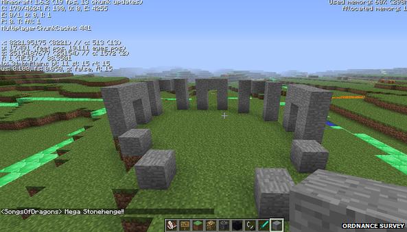minecraft stone age