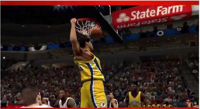nba 2k14 stick control trailer