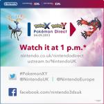 Nintendo annuncia per domani un Pokémon Direct