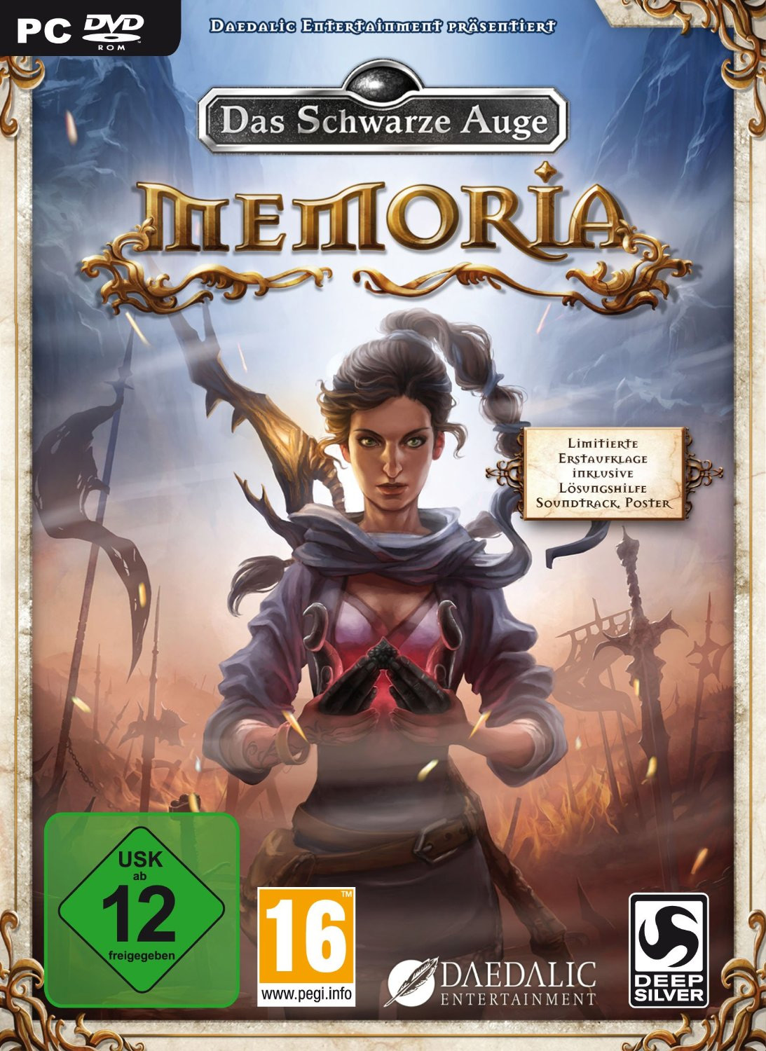 the dark eye memoria_PC_cover