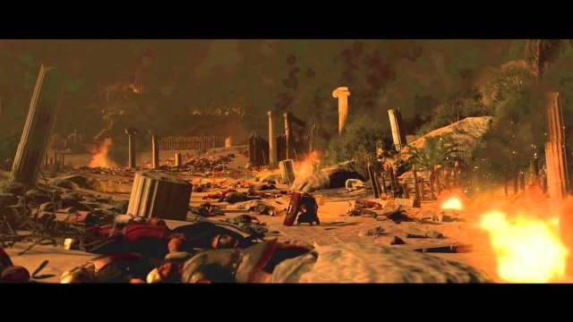 total war rome 2 trailer lancio 02092013