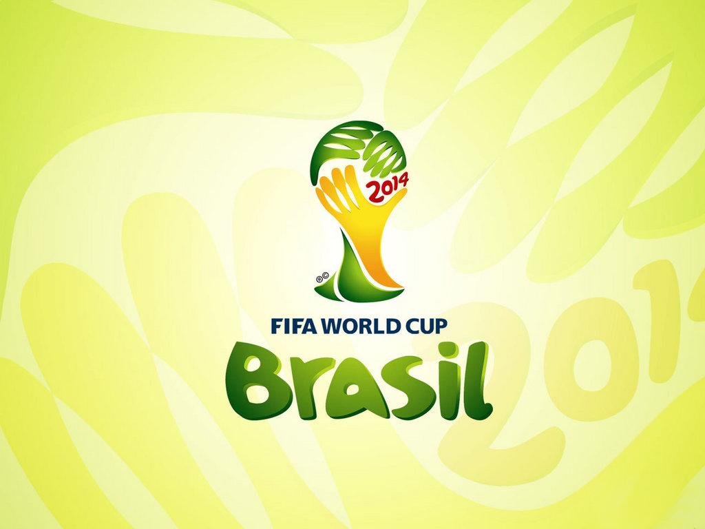 Brazil 2014 Logo