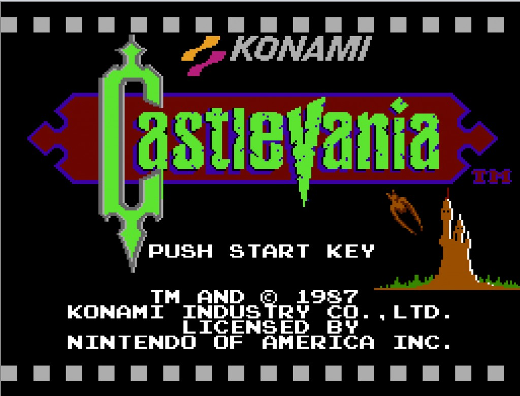Castlevania-title-screen
