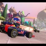 F1 Race Stars Powered Up Edition sfreccia in direzione Wii U, semaforo verde su eShop a dicembre
