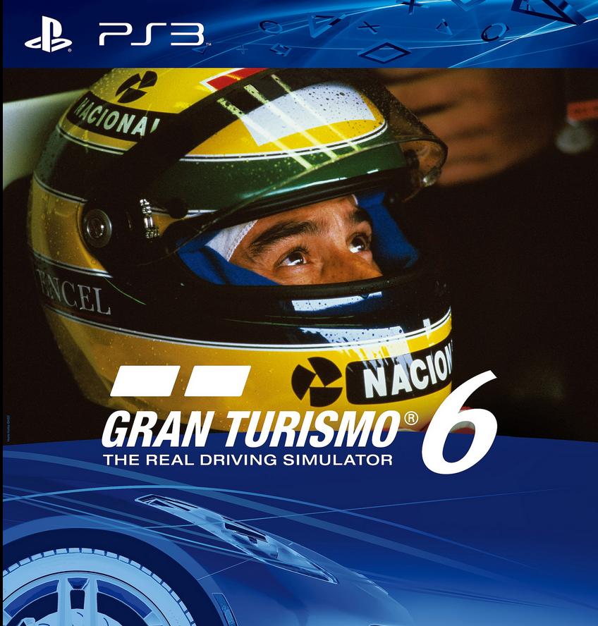 GT6 Ayrton Senna