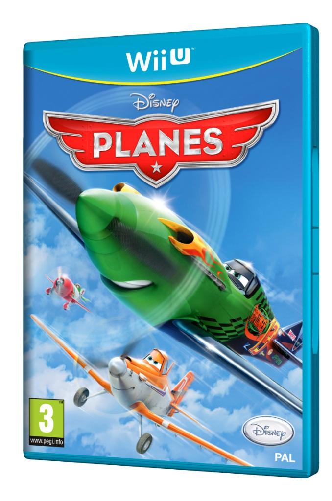 Planes – Packshot