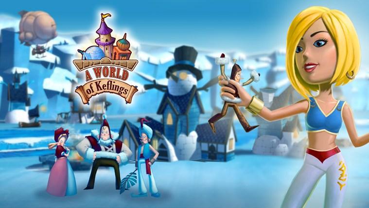 A World of Kefling, da domani (1 novembre) sarà gratuito per 15 giorni, per gli utenti Gold