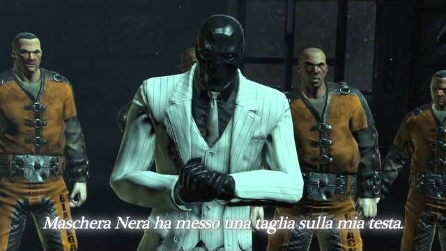 batman arkham origins trailer di lancio