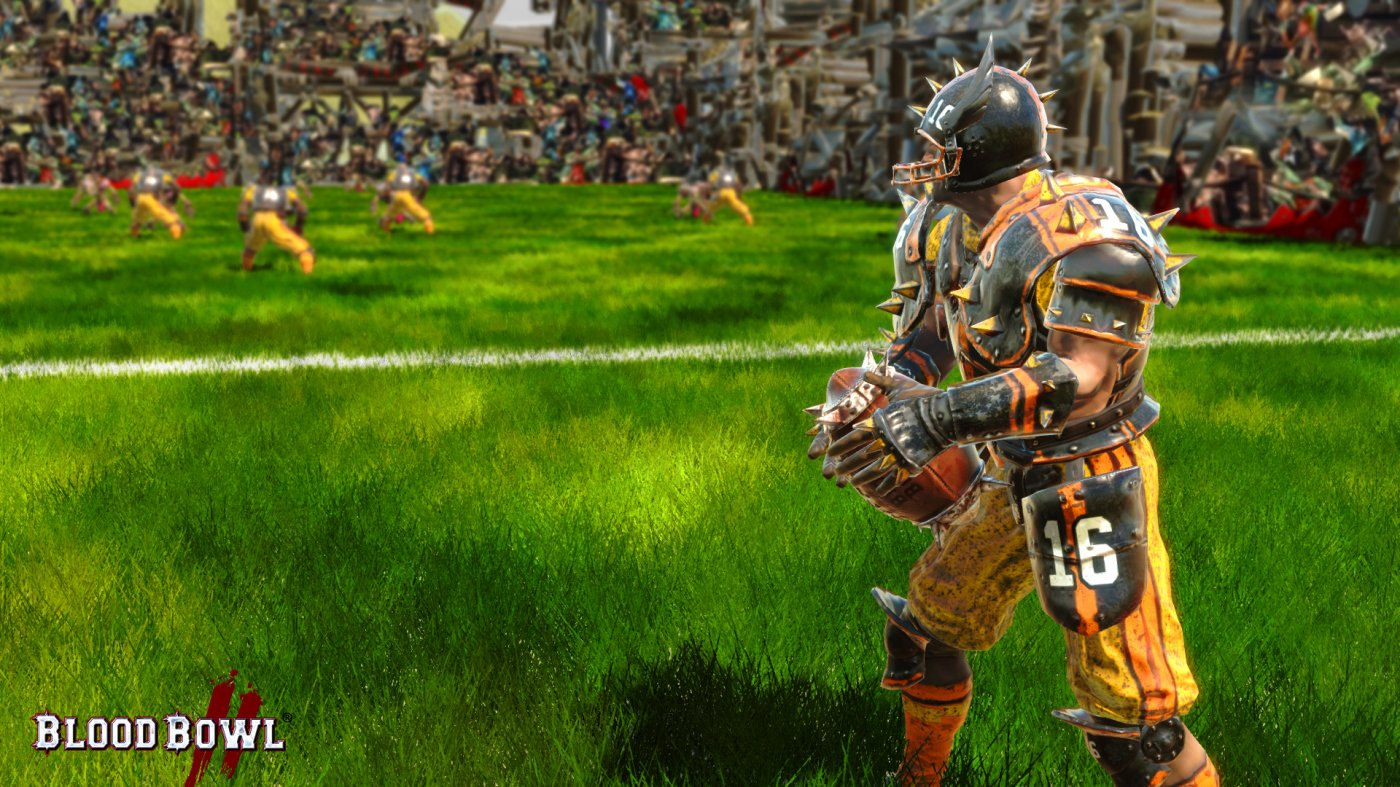 blood bowl II A