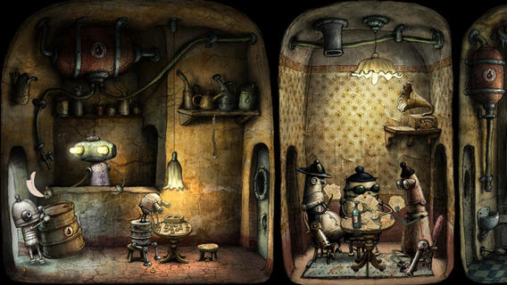 machinarium ios 18102013