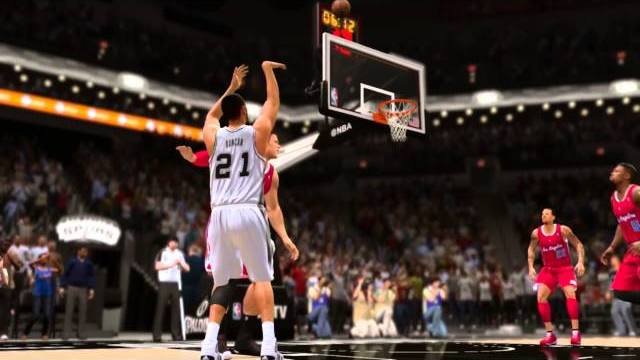 nba live 14 gameplay trailer xbox one ps4