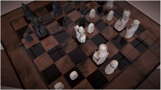 Pure Chess potrebbe essere il primo gioco a supportare il cross-play esteso tra PS3, PS Vita, Nintendo Wii U e Nintendo 3DS