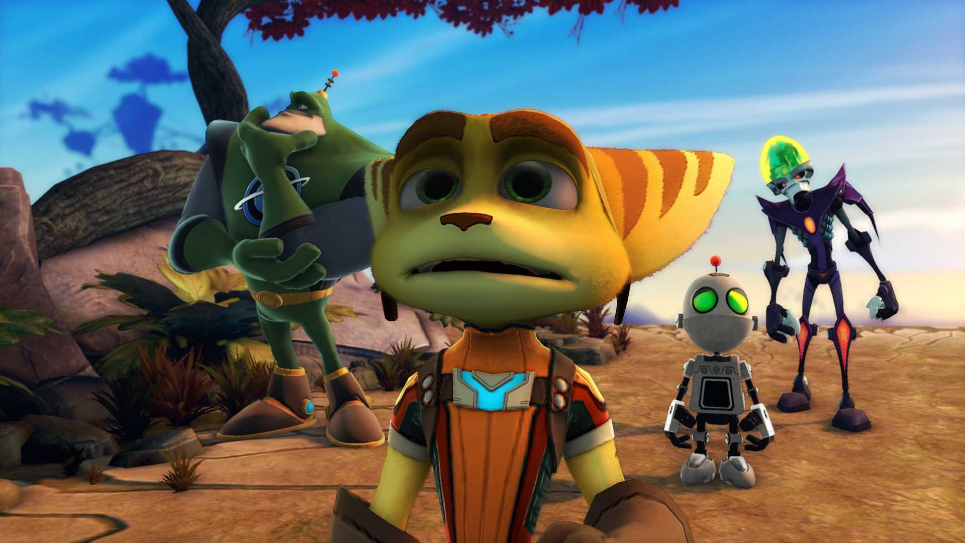 ratchet e clank into the nexus 17102013