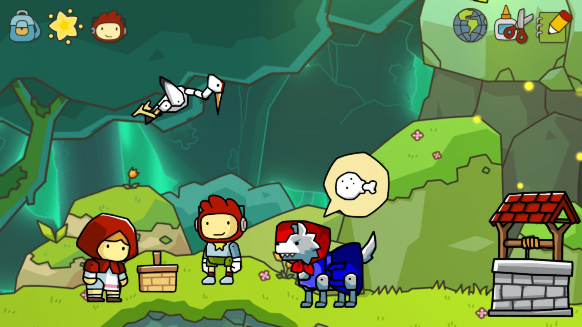 scribblenauts unlimited 16102013