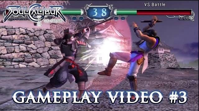 soulcaliubr II HD Online trailer mitsurughi vs maxi