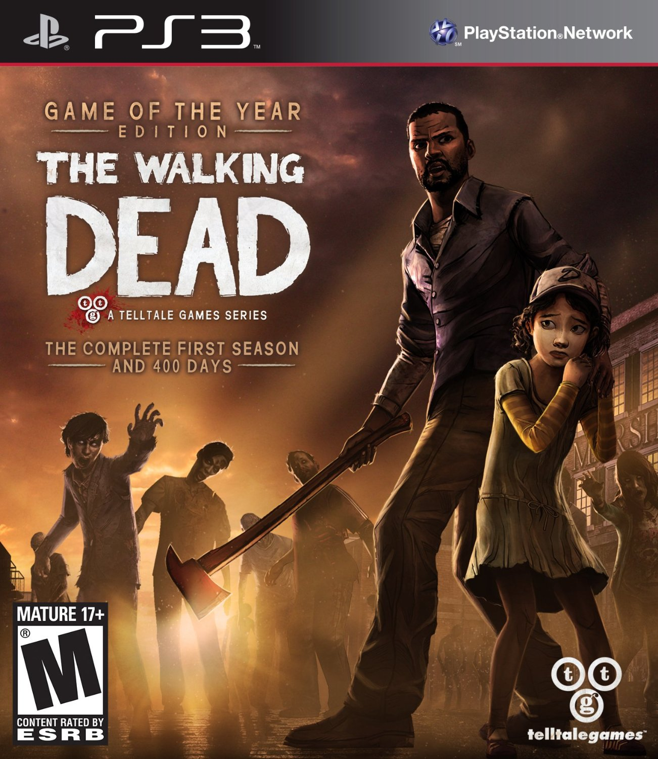 the-walking-dead-gody edition copertina ps3