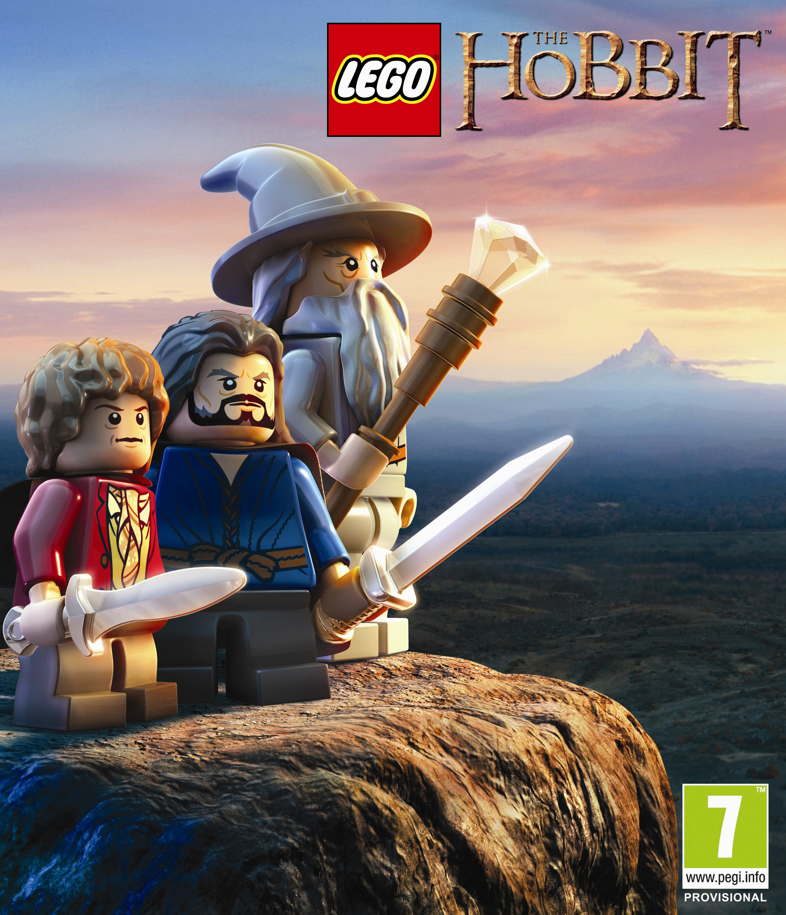 LEGO The Hobbit 25112013