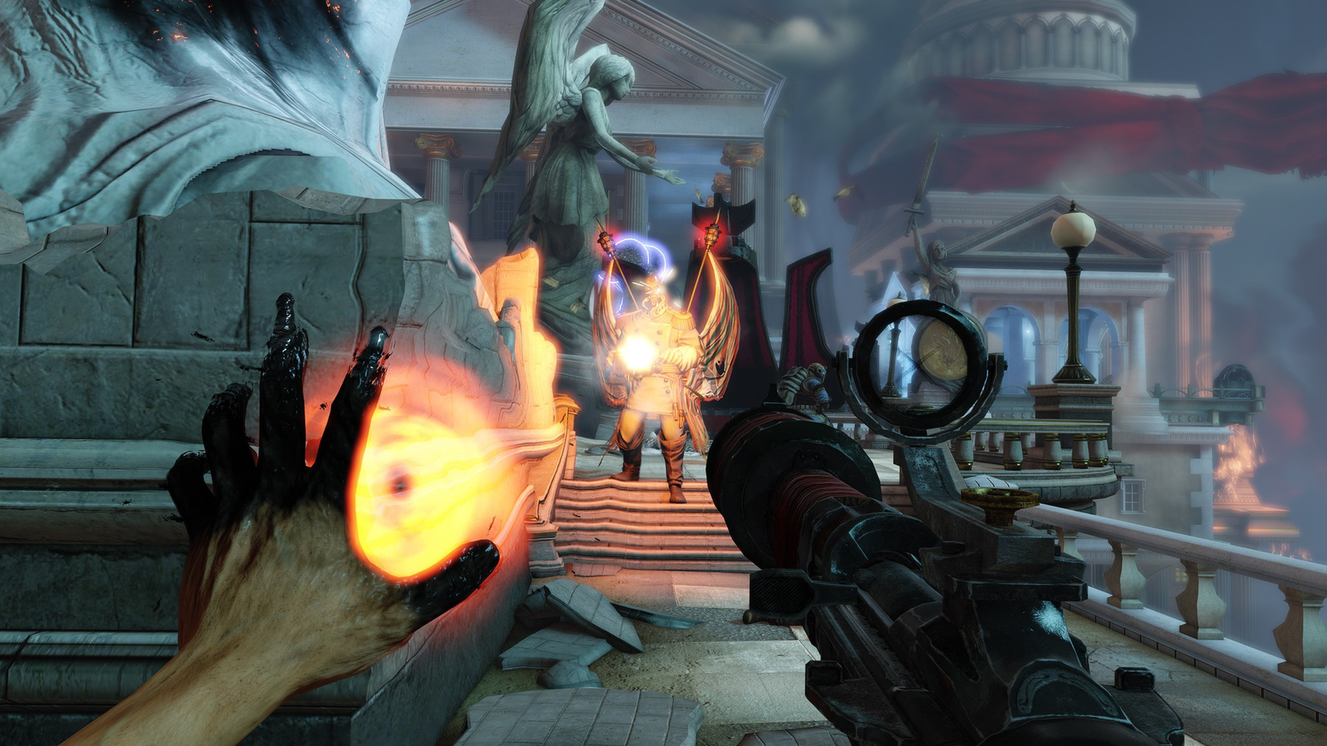 BioShock Infinity fa parte della tornata odierna di sconti autunnali su Steam