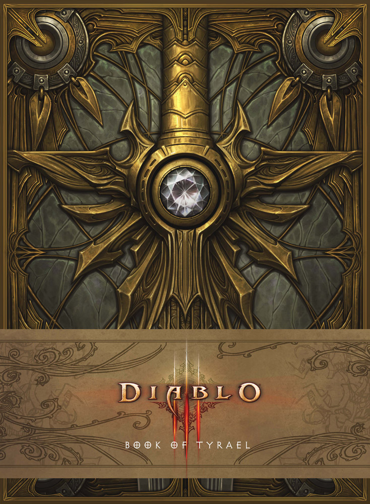 book of tyrael diablo III