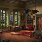 broken sword the serpent curse -nico-apartment