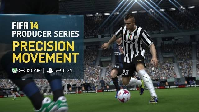 fifa 14 precision movement trailer next gen
