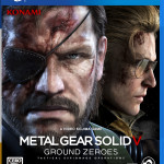 metal gear ground zeroes copertina giapponese ps4