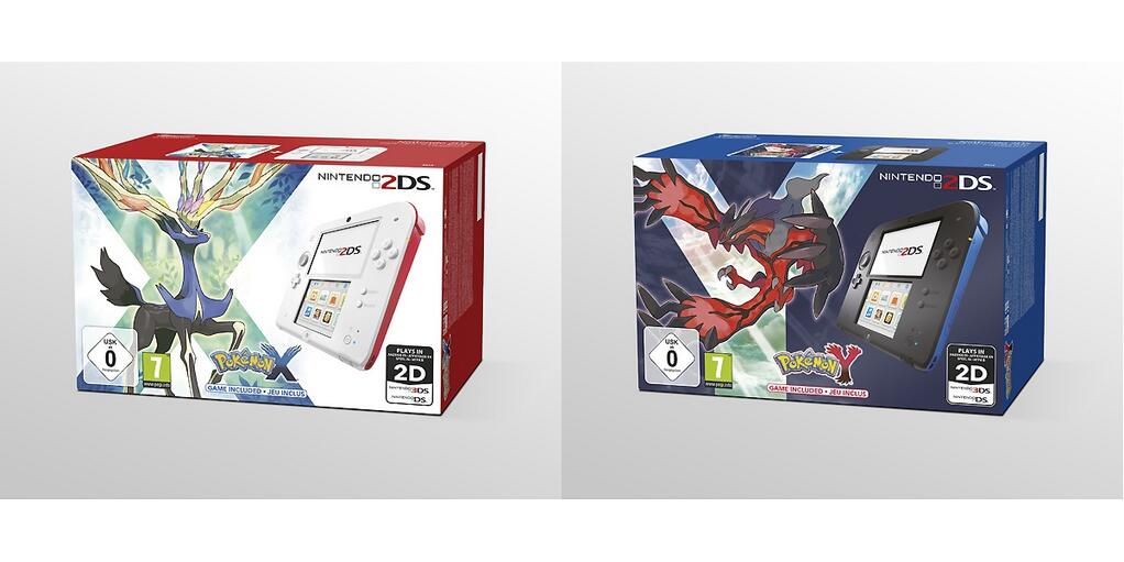 nintendo 2ds bundle pockemon