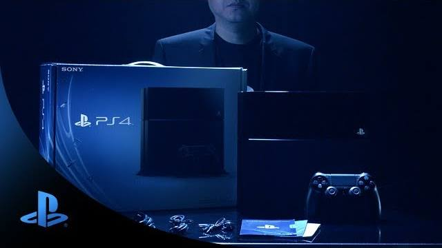 ps4 unboxing trailer