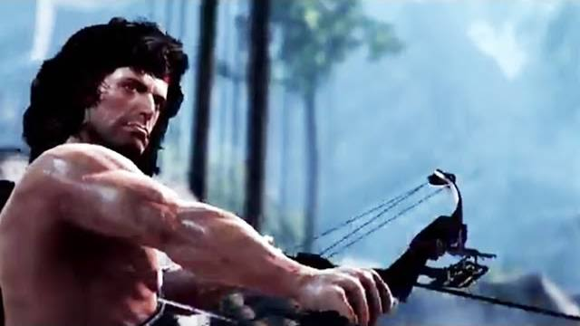 rambo the video game trailer ps3