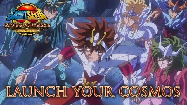 saint seiya brva soliders launch trailer