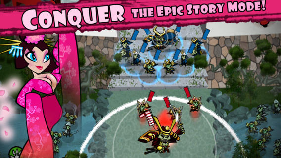 skulls of the shogun ios