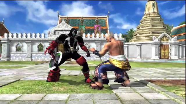soul calibur II HD Online trailer di lancio