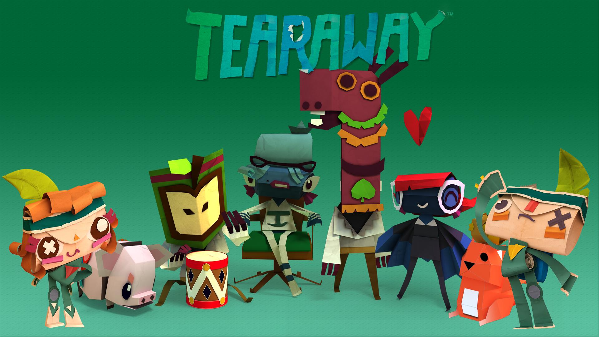 tearaway music