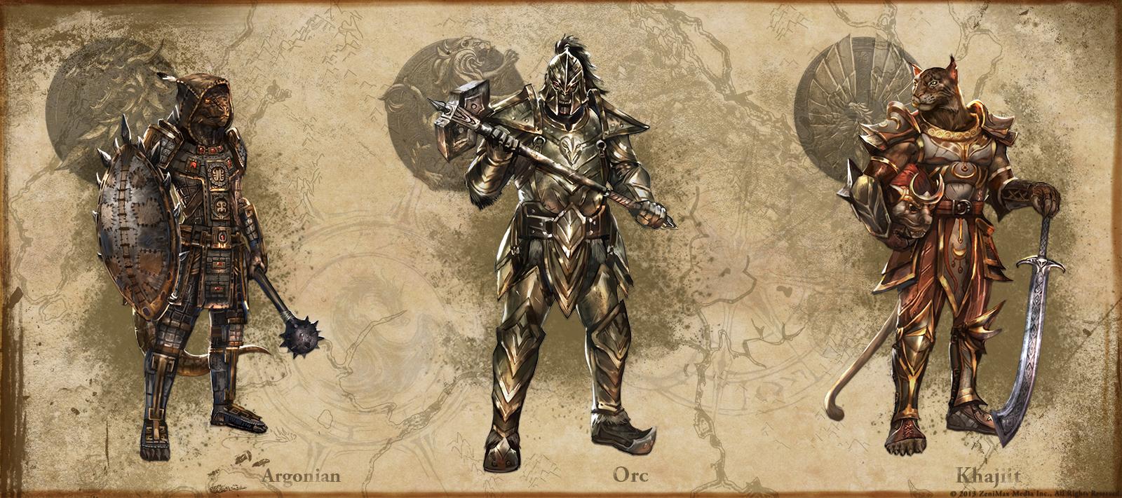 the elder scrolls online armature pesanti