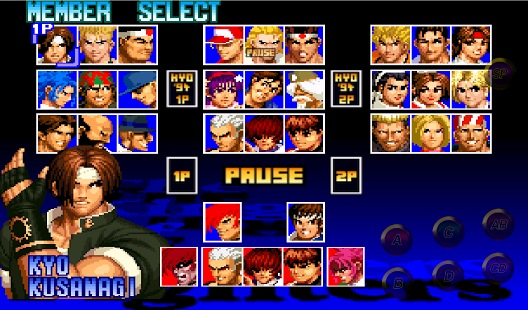 the king of fighters 97 mobile 16112013a