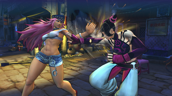 ultra street fighter IV 16112013 in game
