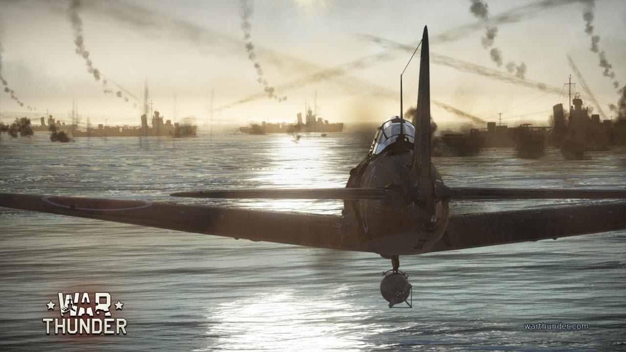 War Thunder è uno dei 27 titoli di lancio della PlayStation 4 in Europa; uno dei tre free-to-play