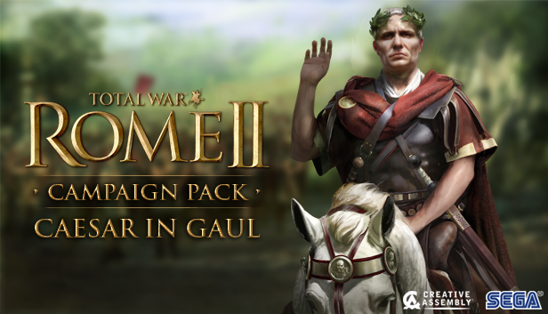 Total War Rome II - Caesar in Gaul - Campiagn Pack